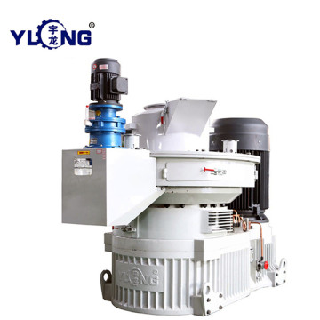 90KW Chinese Fir Pellet Making Machine