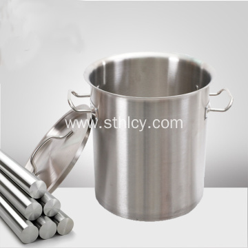 Stainless steel multifunctional compound soup bucket