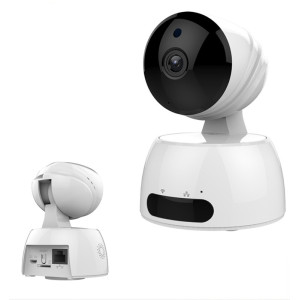 P/T 720P Indoor Secuirty IP Camera with Voice