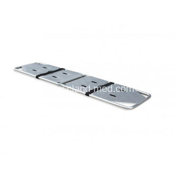 Folding Medical Stretcher Aluminum Single Folding Stretcher