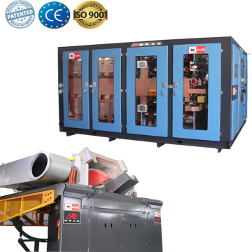 Small metal aluminum smelting furnace for sale