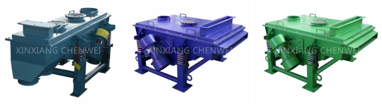 Smooth Operation Linear Vibrating Screen