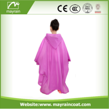Fashion Design Hot Sale Disposable Rain Poncho