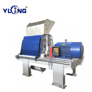 Durable and efficient hammer mill