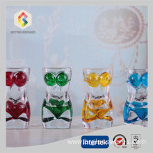 Factory Promotional for Unique Shot Glasses hot sale modern fashion shot glass cup supply to Togo Manufacturers