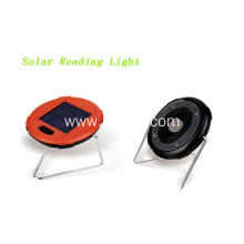 Leading for Multi-purpose Solar Reading Light Solar LED Eye Protection Reading Light supply to Cape Verde Factories