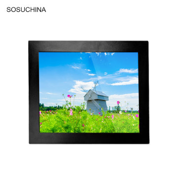HD LCD Display Medical Industrial Touchscreen Monitor