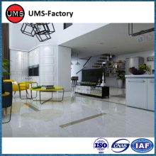 White ceramic wall tiles for kitchen