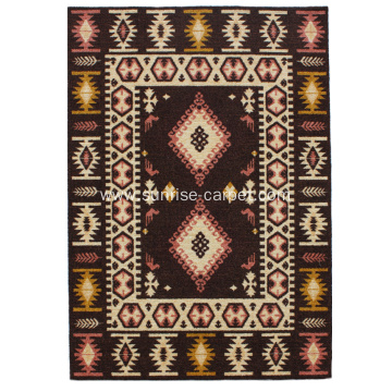 Nylon Spray Printing Rug & Carpet