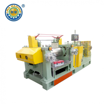 Emergency Stop Milling Machine with PLC Control