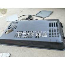 Engine Hood For Hitachi EX200-6 Excavator Bonnet Panel