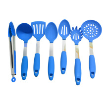 Silicone kitchen accessories cooking ware set tool