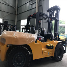 10 ton capacity diesel forklift for lifting container