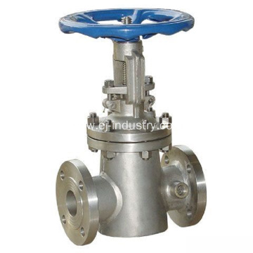 Cast Steel Jacket  Gate Valve