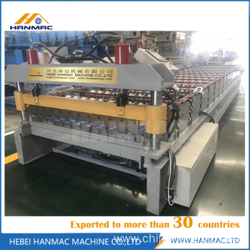 Trapezoidal Sheet Forming Machine