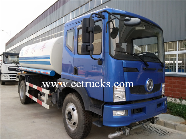 10 CBM Water Tank Trucks