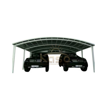 2-Joint Polycarbonate Roof Aluminum Frame Canopy And Carport