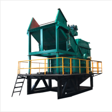 Scrap Metal Steel Crusher Production Line