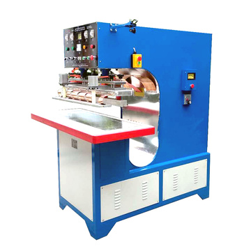 High frequency canvas tarpaulin welding machine