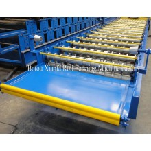 China for IBR Roof Roll Forming Machine Aluminum Ibr Steel Roof Roll Forming Machine export to Oman Importers