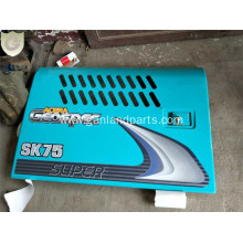 Doors And Panels For Kobelco Excavator SK75 Aftermarket