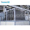 Snoworld  Small Capacity Plate Ice Machine Evaporator
