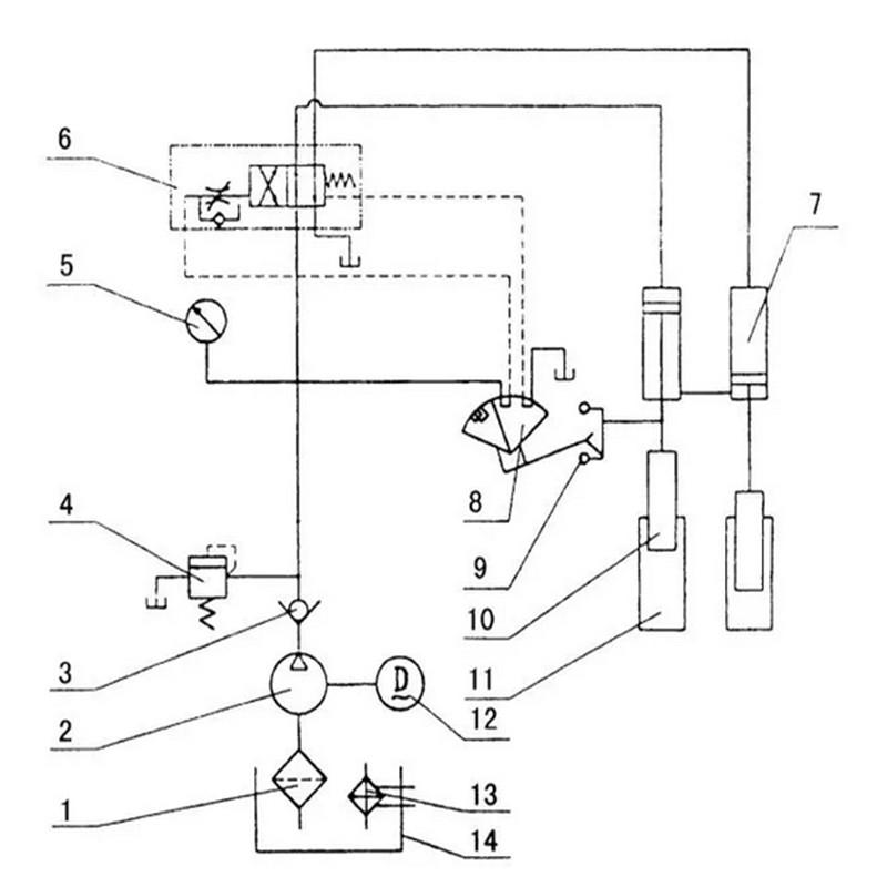 High Pressure Hydraulic Plunger Pump For Filter Press China Manufacturer