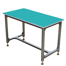 China for Aluminum Esd Workbench Independent Table for the Assembly Line supply to Russian Federation Manufacturers
