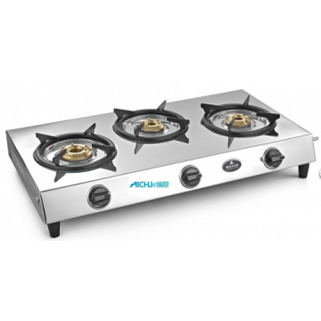 Bonus 3 Burner SS Table Gas Stove