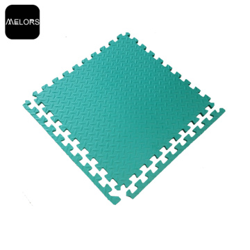 Melors Arts Taekwondo Durable EVA Jigsaw GYM Mat