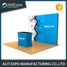 Make your own exhibition booth background banner