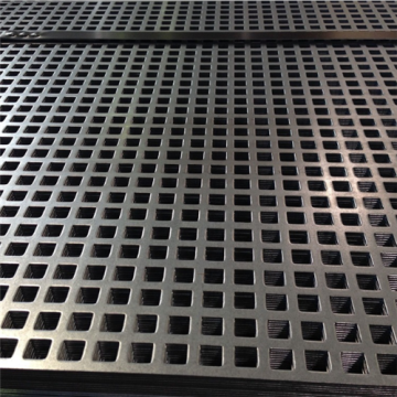 Customized hole Steel Sheet Piercing Mesh