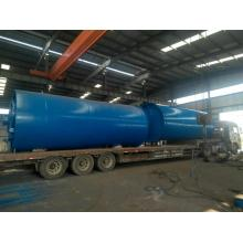 latest used tyre pyrolysis to oil machines