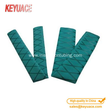 Nonslip stick soft grip heat shrink tube