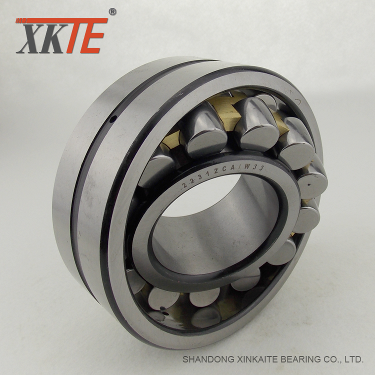 Spherical Bearings Used In Quarrying Crushing And Mining