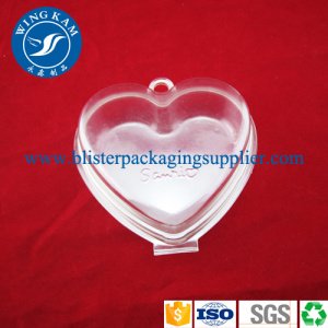 LOGO Embossed Clamshell Custom Design Blister