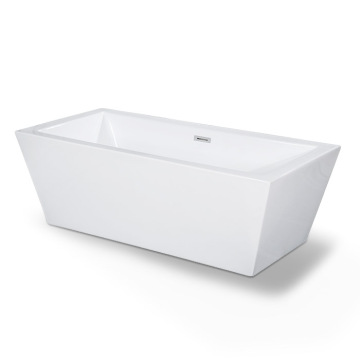 Acrylic Modern Freestanding Soaking tub