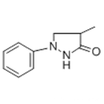 1-Phenyl-4-methyl-3-pyrazolidone CAS 2654-57-1