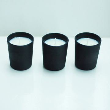 long burning time smokeless glass jar candles