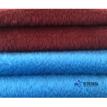 China for China Soft / Smooth / Comfortable Single Face Wool Fabric Supplier Soft 90% Wool And 10% Nylon Fabric supply to St. Pierre and Miquelon Manufacturers