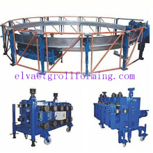 Steel silo forming machines price for sale