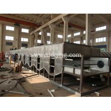 Vegetable Single Layer Belt Dryer