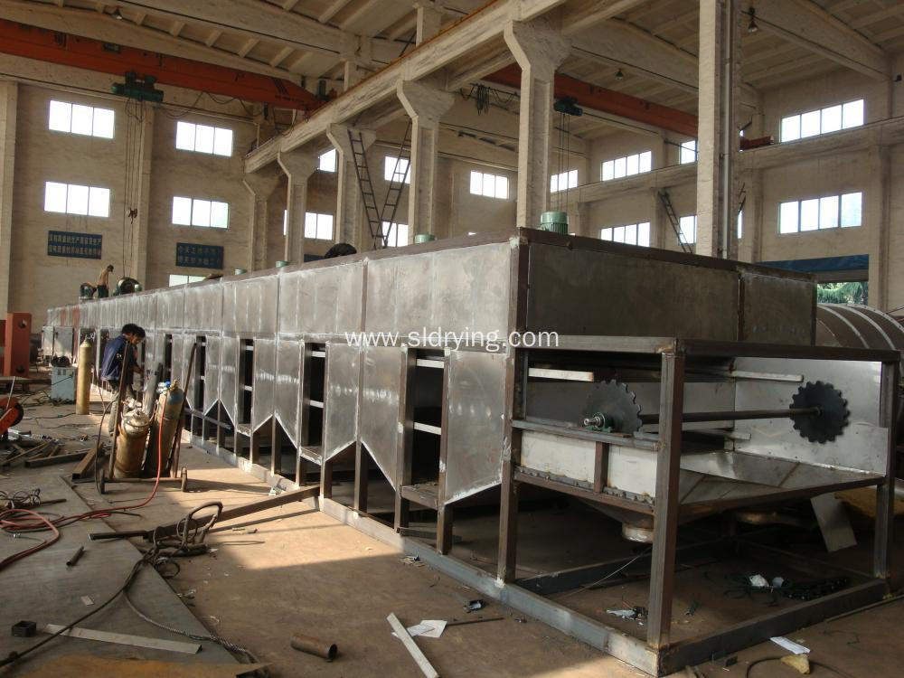 Bamboo shoots Mesh Belt Drying Machine