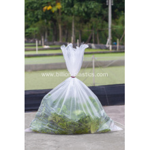 Disposable Fresh Food Storage Plastic Flat Bag