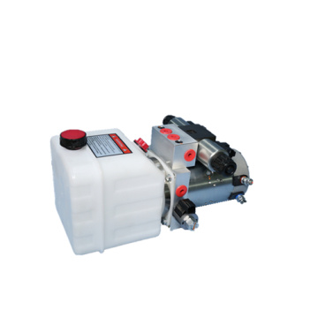 snow removal truck mini power packs