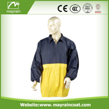 PVC Outdoor Rain Jacket With Pants