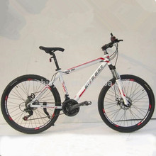 26inch aluminum suspension mountain bike MTB