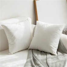 Wholesale down alternative pillow insere-poliéster interior