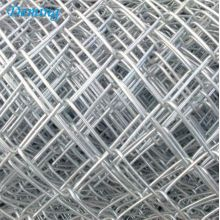 75mm Hole Size Temporary Chain Link Fence Panel