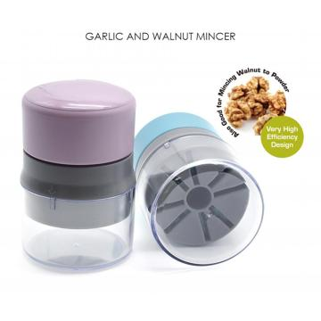 Garwin manual plastic garlic and walnut mincer
